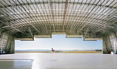 Qantas-Maintenance-Hangar-6