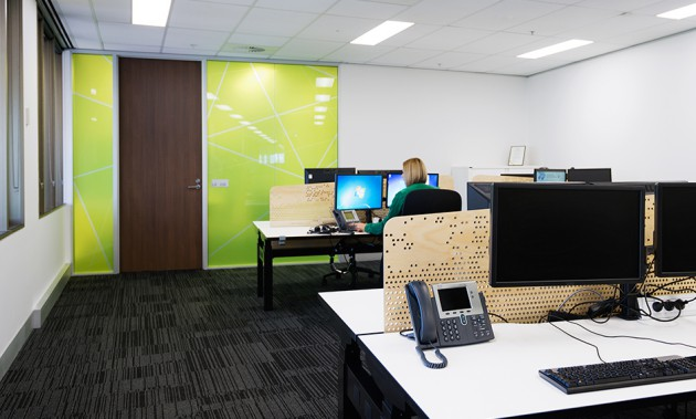 ABS Office, Brisbane City